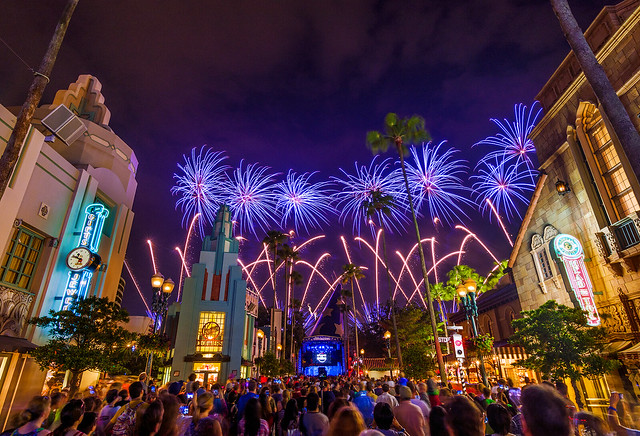 Symphony in the Stars - Star Wars Weekends Fireworks