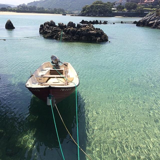 #vscocam Caribe? No, Isla #cantabria