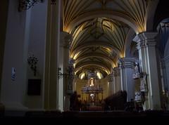 Cattedrale di Lima: Interno
