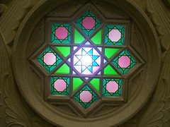 Stained Glass in Masjid al Nabawi