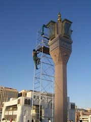 Masjid al Nabawi Lamp Post