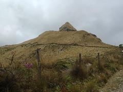 El Primer pico ... vía nevado del Ruiz