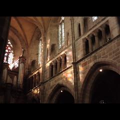 Vitraux de la Cathédrale Saint-Tugdual