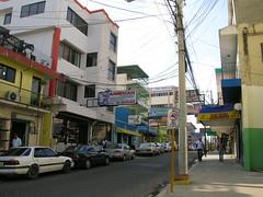 The School in Santiago