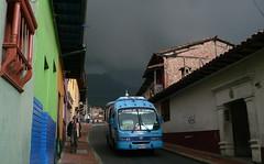 Bus, La Candelaria