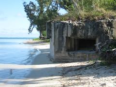 Saipan - Japanese Bunker