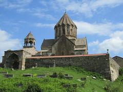 Monasterio de Gandzasar