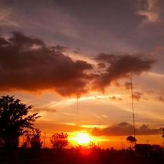 #letsexplore #greatnature #vilhenacity #sunset #pordosol