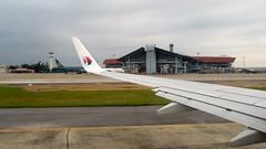 Malaysia Airlines, Boeing 737-800, Noi Bai International Airport, Hanoi