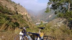 Cycling Mongar to Trashigang