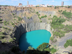 13 The Big Hole and Kimberley Town