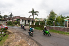 Kawah Putih in Bandung, Indonesia.