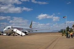 Arrival in Blantyre