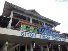 Aeroporto Internacional Sam Ratulangi