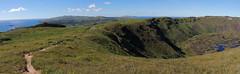 Panorama Isla de Pascua