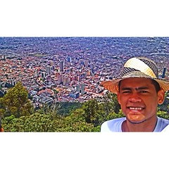 Cerro de Monserrate❄⛄