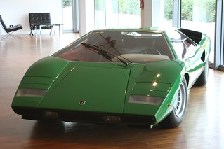 The 1st Countach | by Ta7za