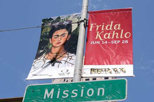 SFMOMA - Frida Kahlo Exhibit - Museum #1 | by Food Librarian