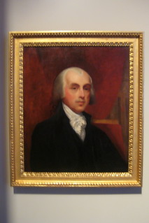 Philadelphia - Old City: Second Bank Portrait Gallery - James Madison | by wallyg
