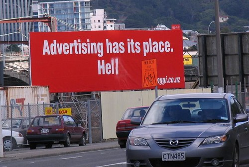 Oggi Advertising Billboard (Fixed#1).JPG | by Mr Fix It
