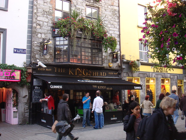 King's Head - Galway