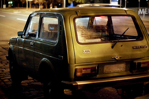LADA Niva | by massrapid