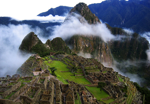 Machu Picchu Overview | by magnusvk
