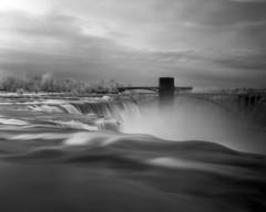 "IR820 w/R72 Filter ""American Falls"" by thart2009"