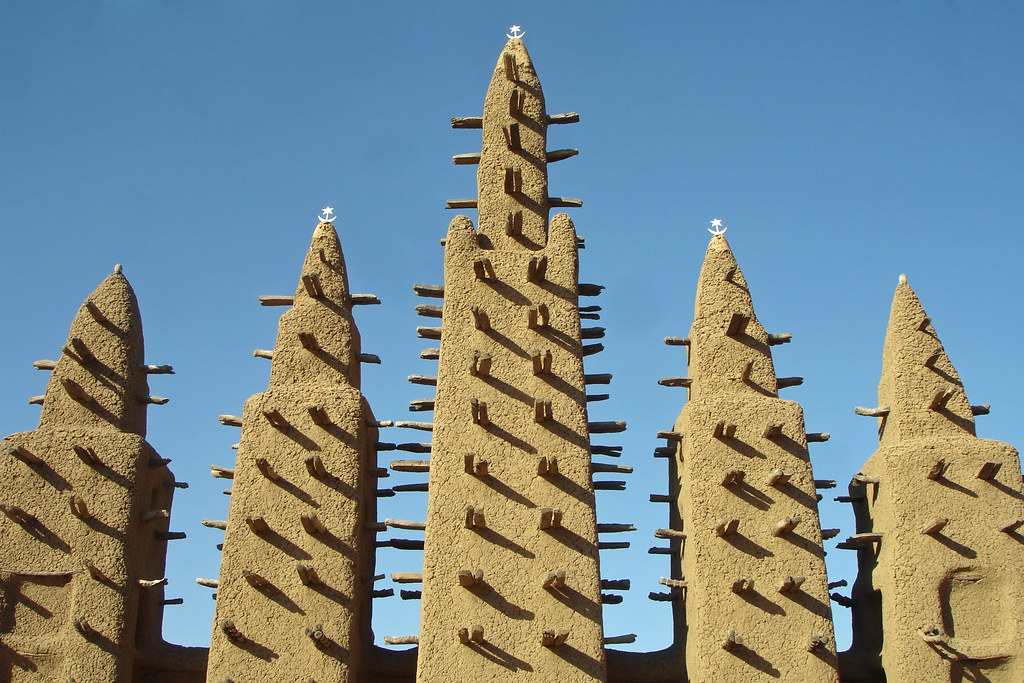 Mosque views