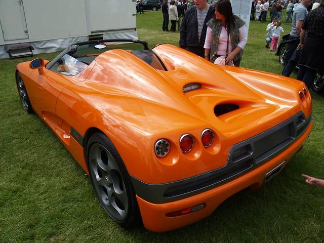 Harewood House Car Show