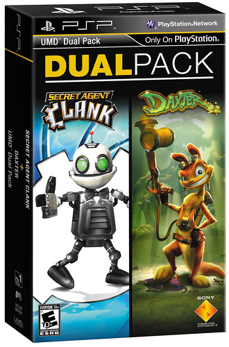 PSP DualPack: Secret Agent Clank and Daxter | by PlayStation.Blog