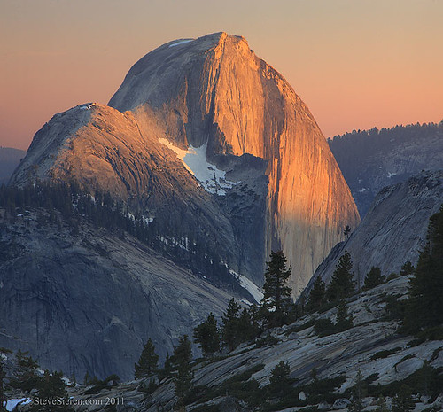 Half Dome Yosemite | by Steve Sieren Photography