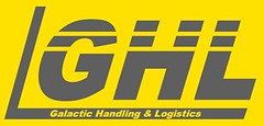 Logo of GHL corp. (Galactic Handling and Logistics) by Lord Pappadhum