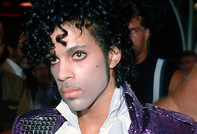 Prince Purple Logo Prince at The Purple Rain