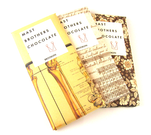 Mast Brothers Chocolate Bars | by princess_of_llyr