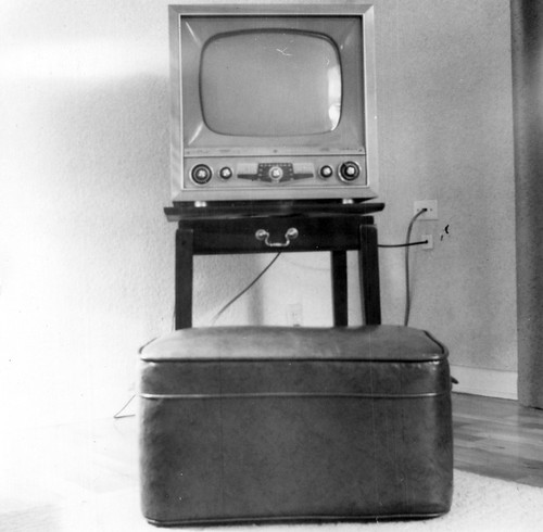 Early 1950s Television Set | by gbaku