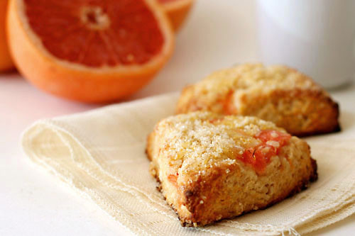 grapefruit scones 4 | by crumblycookie