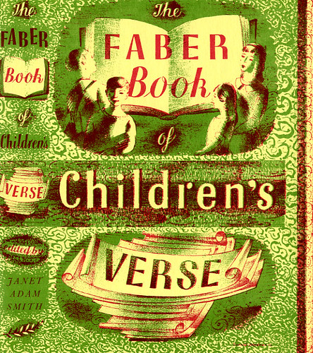 The Faber Book of Children's Verse compiled by Janet Adam Smith | by Faber Books