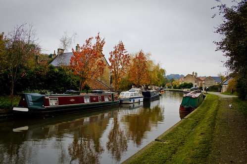 The Kennet and Avon Canal | by me'nthedogs