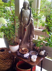 Front Porch Summer Altar | by Anahata Katkin / PAPAYA Inc.