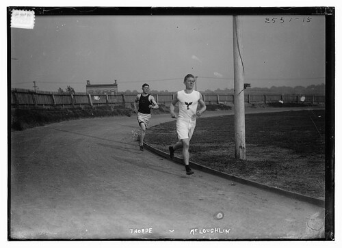 Thorpe [and] McGloughlin  (LOC) | by The Library of Congress