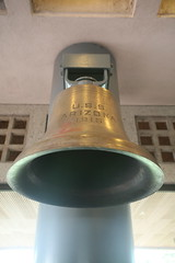 USS Arizona Ship's Bell | by cliff1066™
