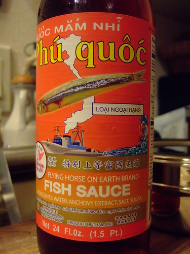 My Favorite Fish Sauce (nuoc mam) | by cgfan