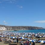 Playa de los Cristianos.