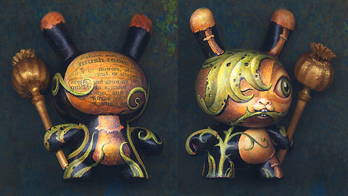 Dunny Shroomy | by curiousart