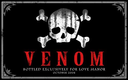 Liquor Label | by Love Manor