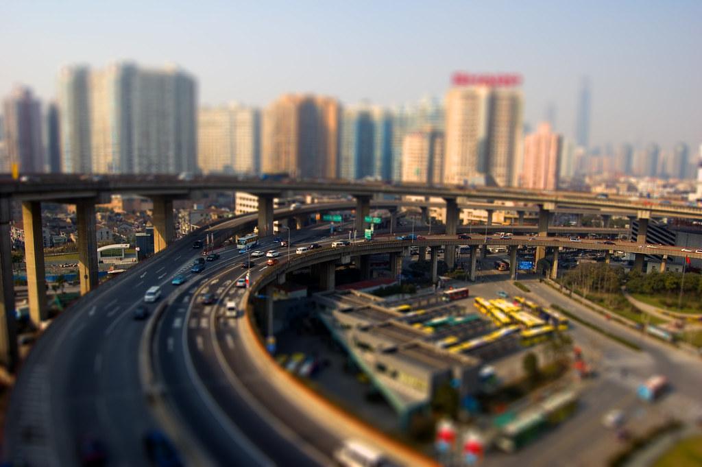 Shanghai: Lil' Roads.