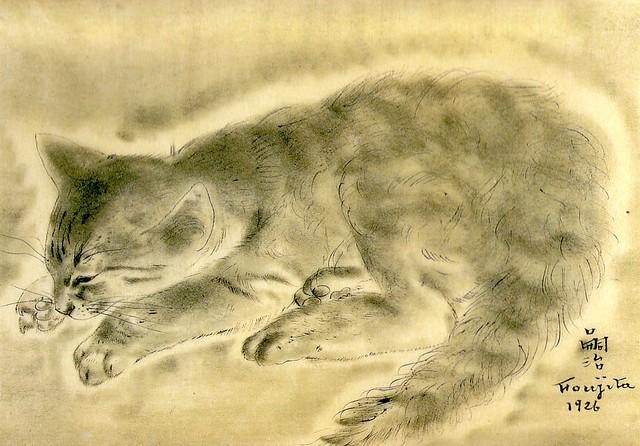 Chats dans l\'art - XIXe-XXe siècles | Flickr
