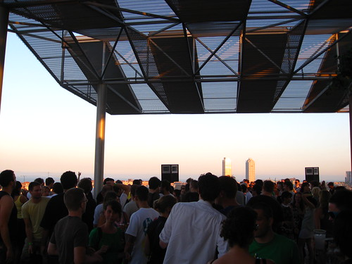 Beatport rooftop party | by hinkeb