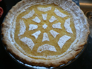 Decorating the Lemon Pie - After Sugar | by Dot D